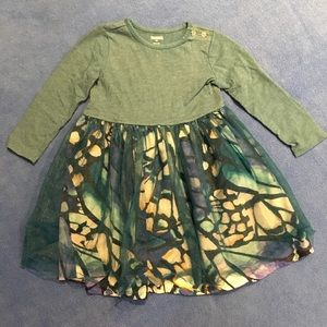 3T Gymboree Long Sleeve Dress